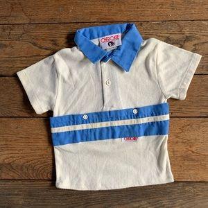 Vintage 80s Kids Cherokee Polo